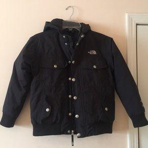 Boys NorthFace winter coat